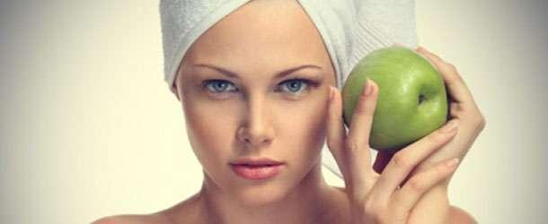 Elma ile gelen güzellik…