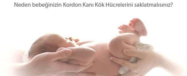 Bebeğinizin Kordon Kanı Kök Hücrelerini saklatmalısınız