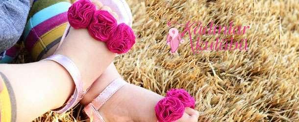 Bebek Ayakkabısı Nasıl Yapılır?