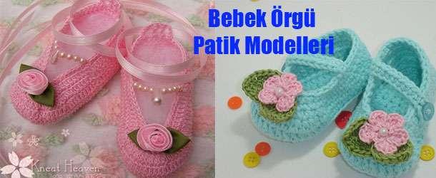 Bebek Patik Modelleri 2014 2015