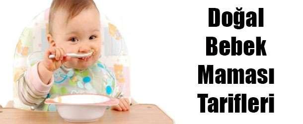 Doğal Bebek Maması Nasıl Yapılır?