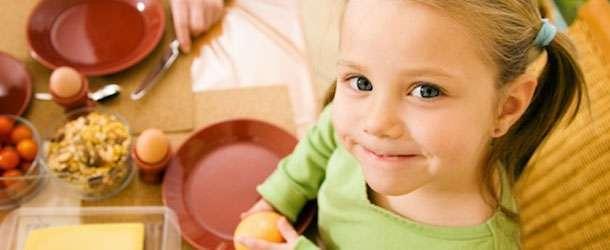4 Yaş Çocuğun Günlük Beslenme Programı