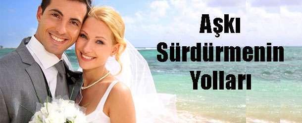 Evliliği Sürdürmenin Etkili Yolları