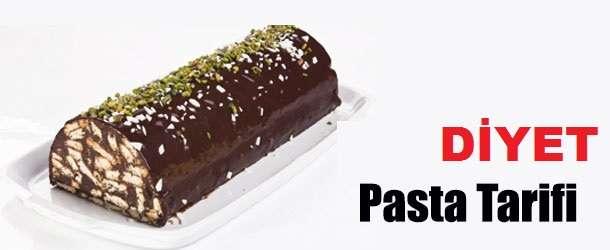 Diyet Pasta Resimli Anlatım