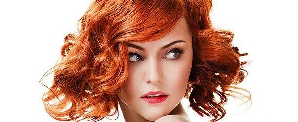 Bakır Saç Rengi Örnek Resimler