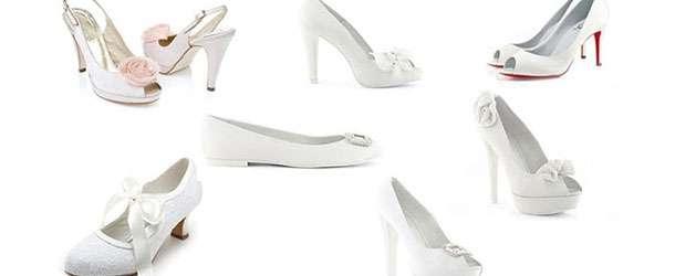 En Güzel Beyaz Ayakkabı Modelleri