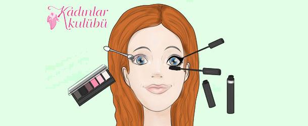 Lana Del Rey Makyajı Resimli Anlatım