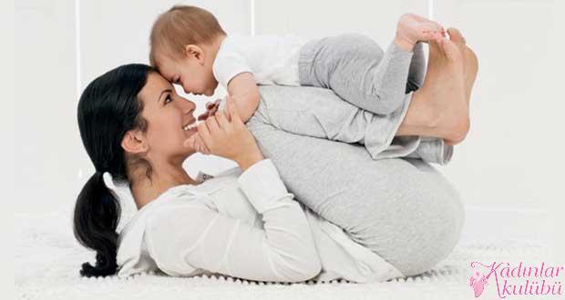 Doğum sonrası kilo vermek