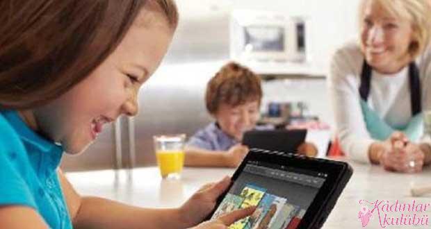 Akıllı telefonlar çocukları kambur yapıyor…!