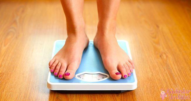 Diyet yapıyorum ama kilo veremiyorum