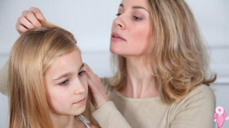 Saç bitini yok etmenin en doğal yolu