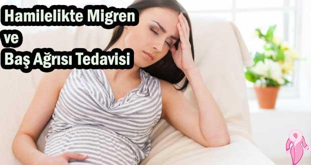 Hamilelikte Migren ve Baş Ağrısı Tedavisi