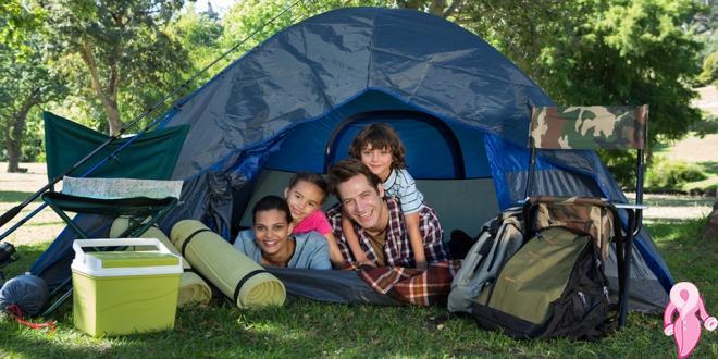 Çocuklarla Kamp Kurmak İçin