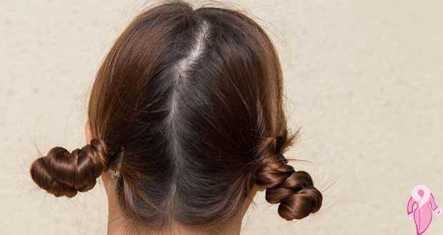 Evde ısı kullanmadan saç dalgası nasıl yapılır?