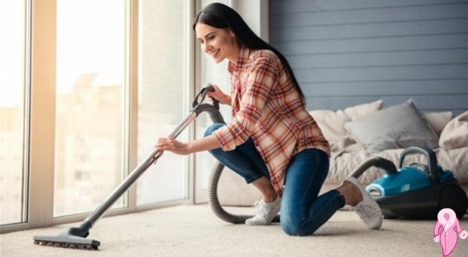 Ev işi yaparken fıtık olmayın
