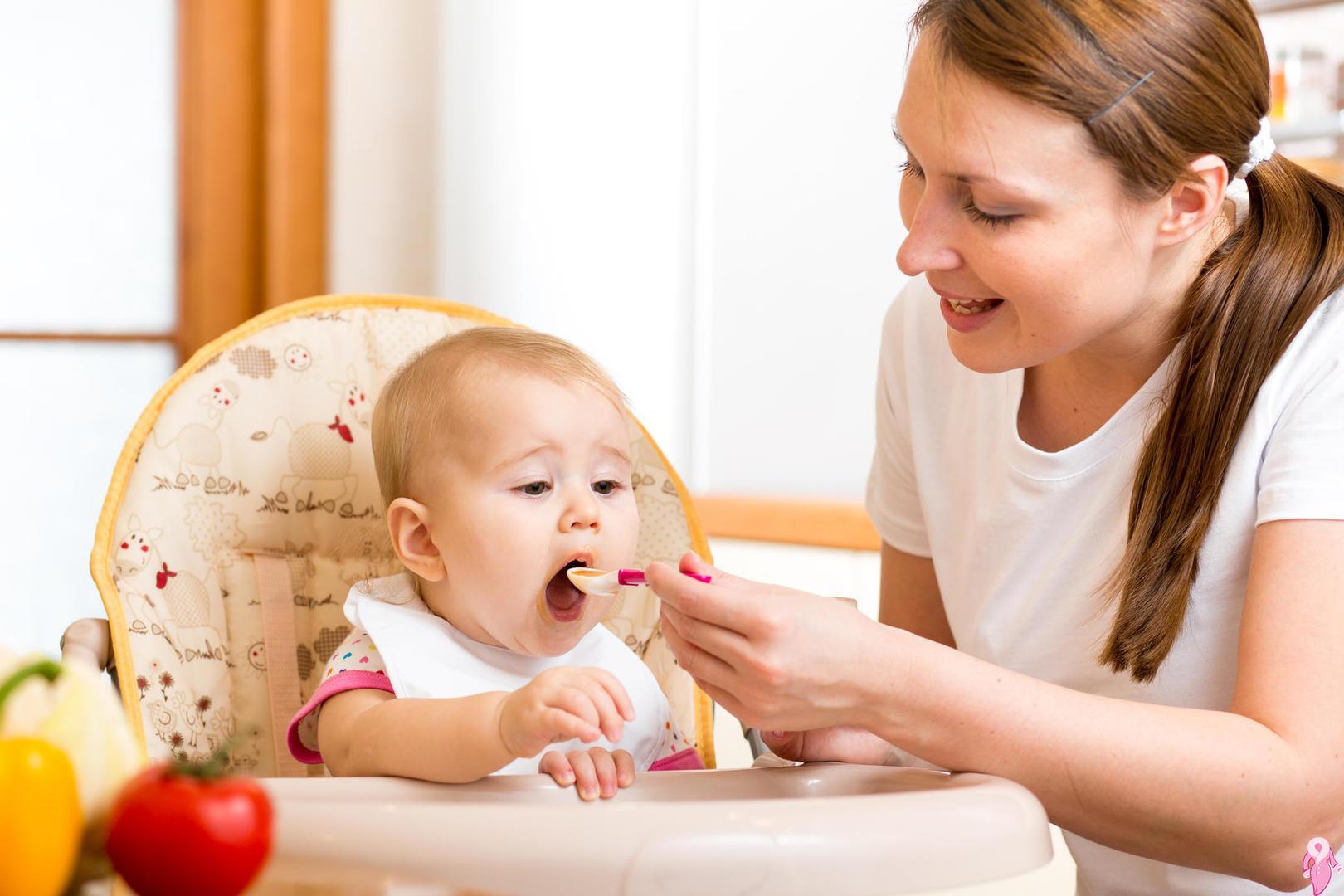 Bebeklerde Yeni Bir Beslenme Düzeninin Oturtulması