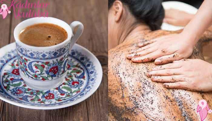 Türk Kahvesi İle Peeling Tarifleri
