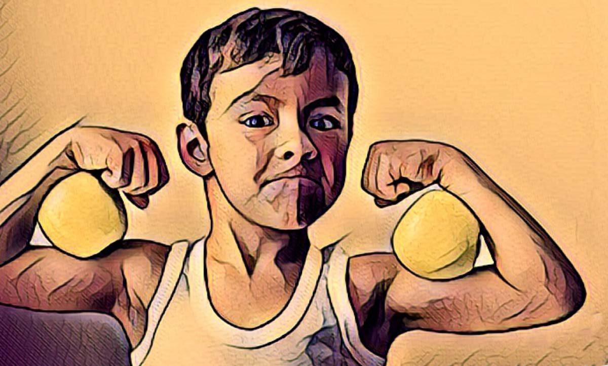 Çocuklarda Bağışıklık Sistemi Güçlendirme