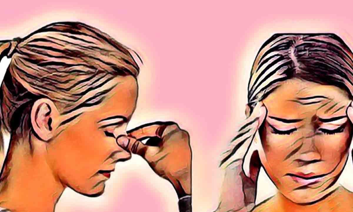 sinüzit baş ağrısı için tedavisi yöntemi