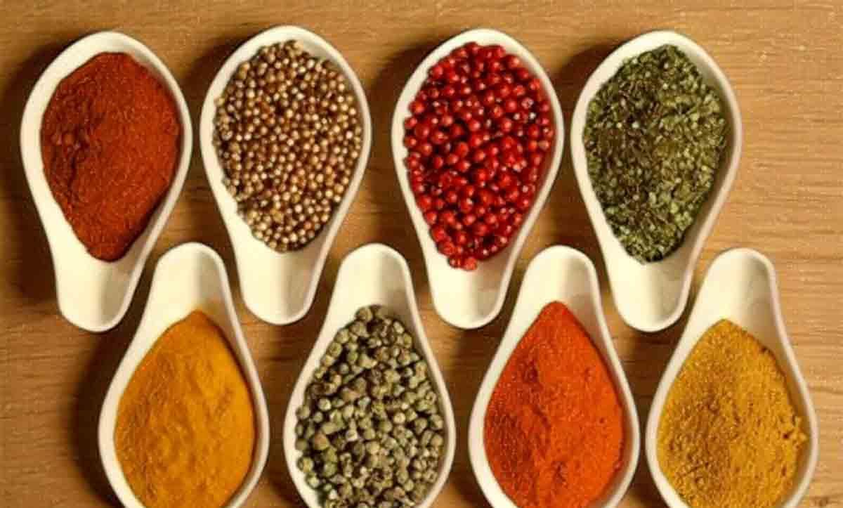 bitki ve baharat faydaları