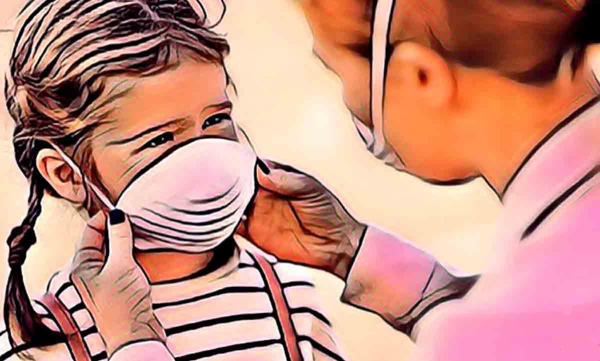 çocuklarda covid-19 ve grip
