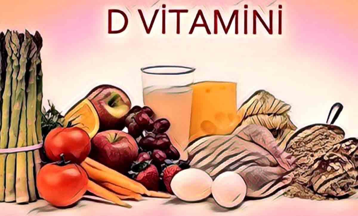 Kalsiyum Ve D Vitamini İçin En İyi Yiyecekler Nelerdir