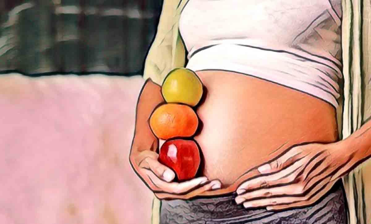hamilelikte faydalı meyveler