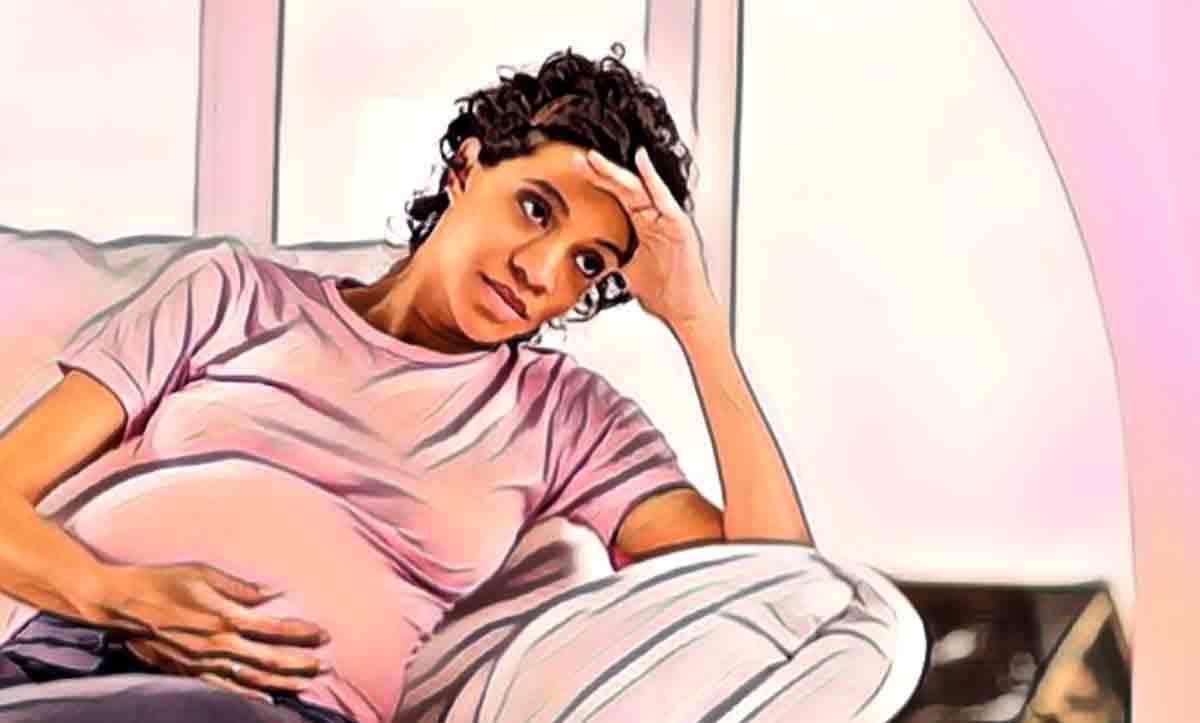 hamilelikte gögüs agrısı ne zaman başlar