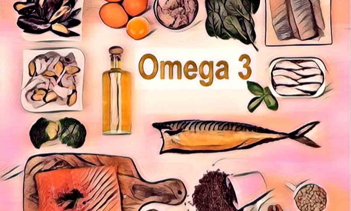 Omega 3 Yağ Asitleri