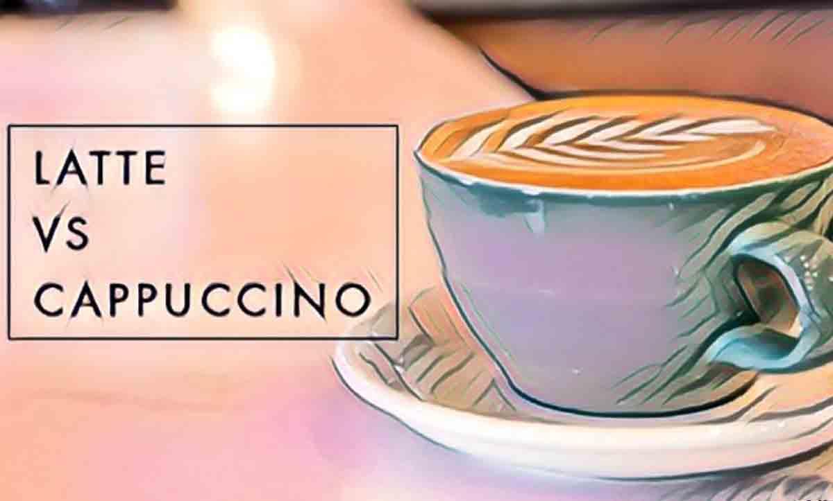 Cappuccino Vs. Latte