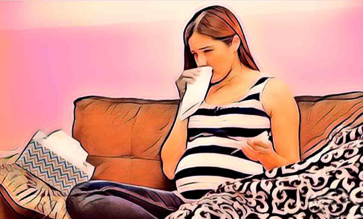 Hamilelikte Zatürre Belirtileri