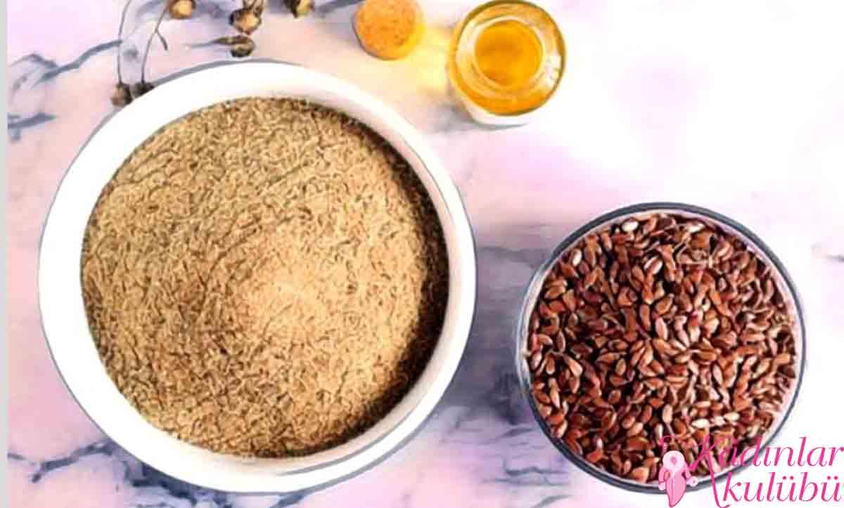 keten tohumu jeli cilde faydaları