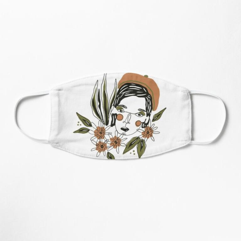 modern maske modelleri