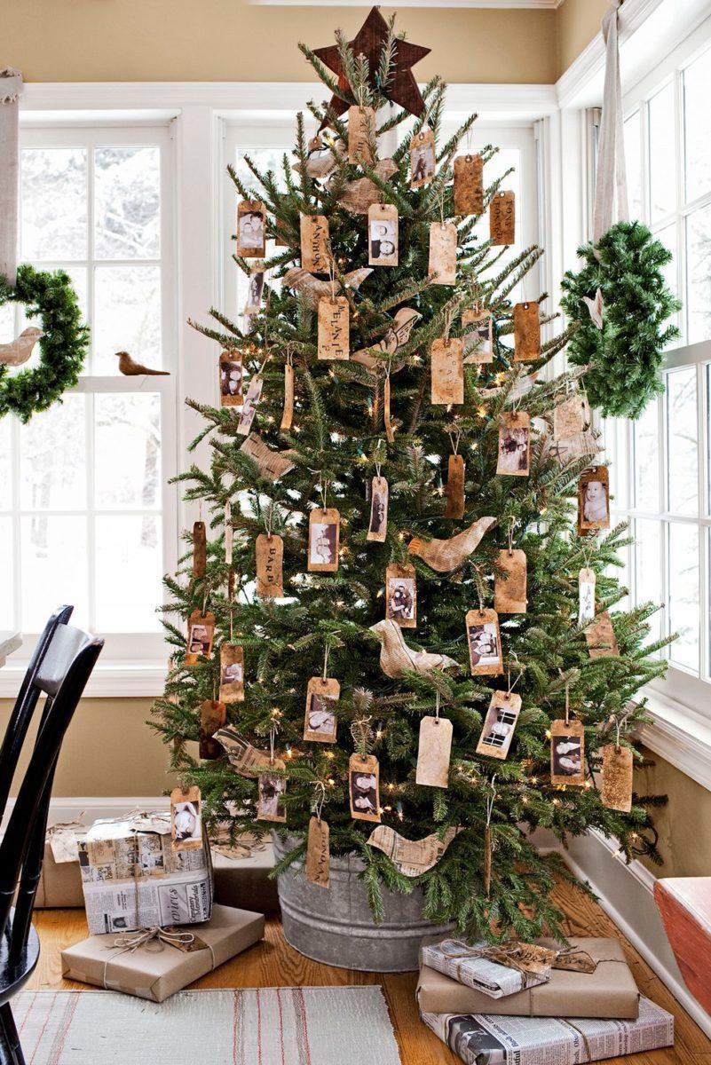 Pratik Yılbaşı Ağacı Süsleme Fikirleri